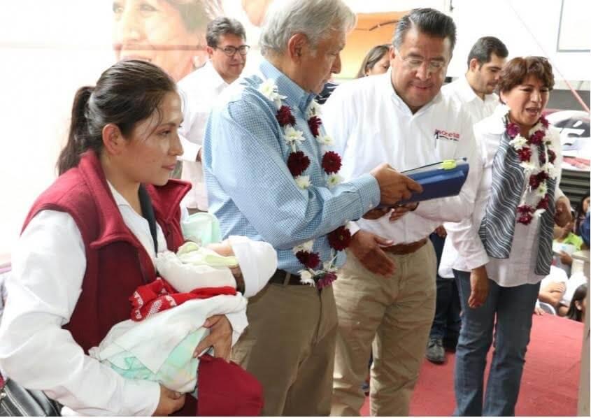AMLO, Miguel Ángel Yunes, Veracruz, Morena