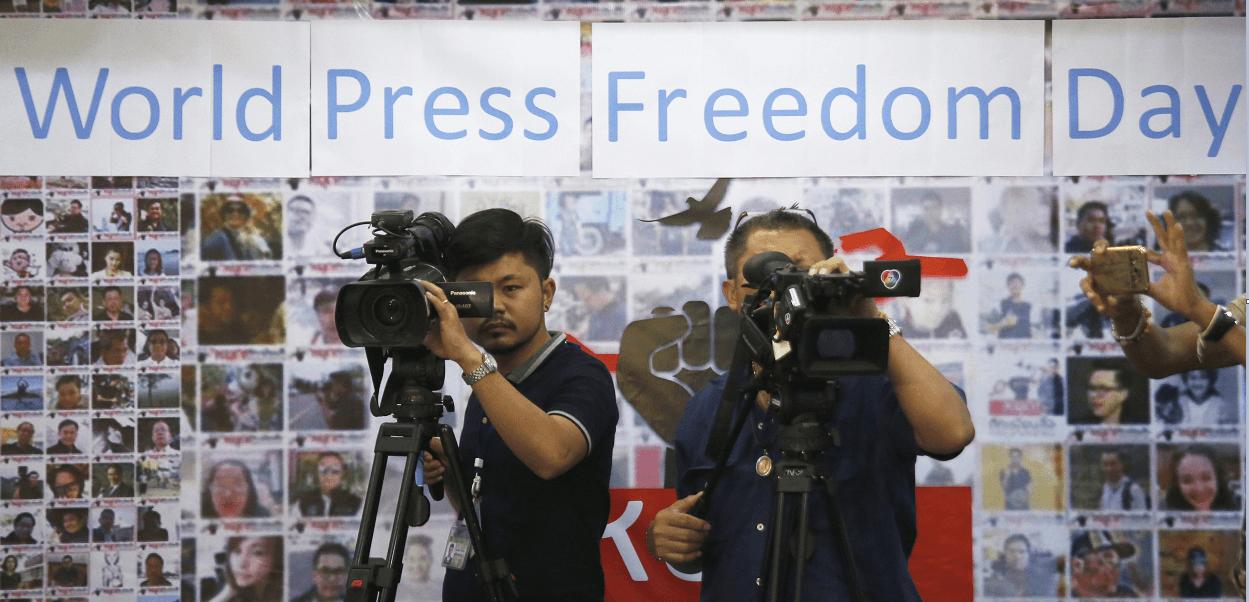 Día Mundial Libertad Prensa periodistas