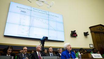 Reserva Federal, Estados Unidos, Política monetaria, Economía, Estados Unidos, Tasas de interés, Crecimiento económico