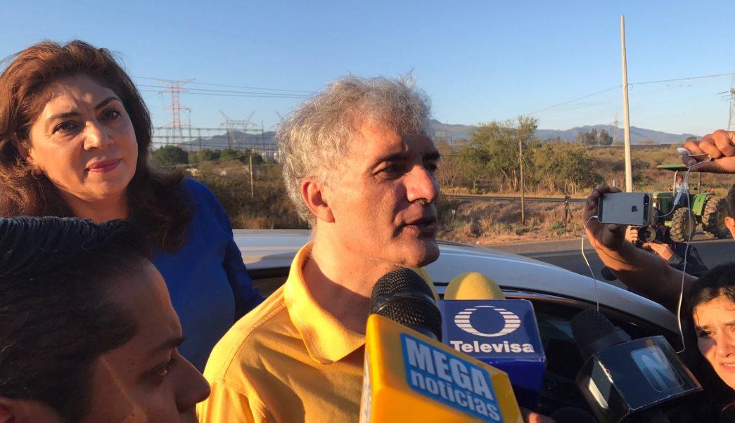 Jose Manuel Mireles, exlíder de las autodefensas, Michoacán, penal, Tepic, seguridad
