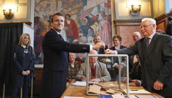 Elecciones, Francia, Emmanuel Macron, presidencia, candidato, sondeos
