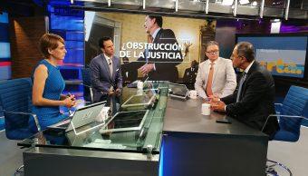 Rafael Fernández de Castro habla de Donald Trump en Despierta con Loret