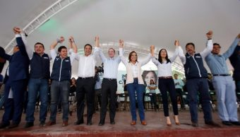Ricardo Anaya, líder nacional del Partido Acción Nacional (Twitter @RicardoAnayaC)
