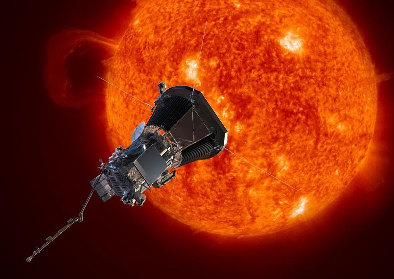 La sonda solar que lanzará la NASA en 2018 (AP)