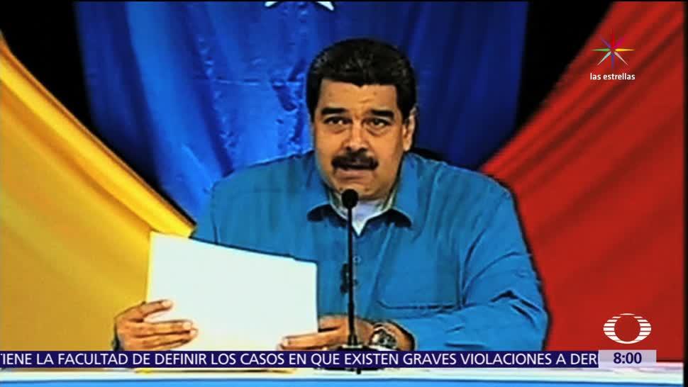 Hugo Chávez, Nicolás Maduro, presidencia de Venezuela, discursos