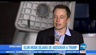 noticias, forotv, CEO, Tesla, asesorar, Trump