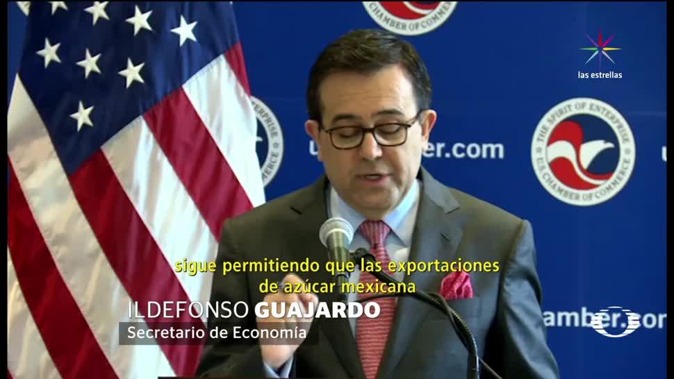 noticias, televisa, México y EU, logran, dulce acuerdo, azucar