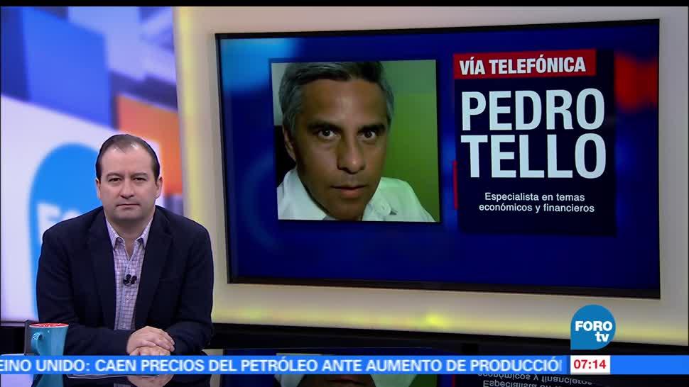 Pedro Tello, exportación de azúcar, México a Estados Unidos, temas económicos