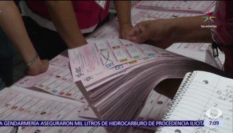 cómputo distrital, elecciones en Coahuila, PAN, resultados del PREP
