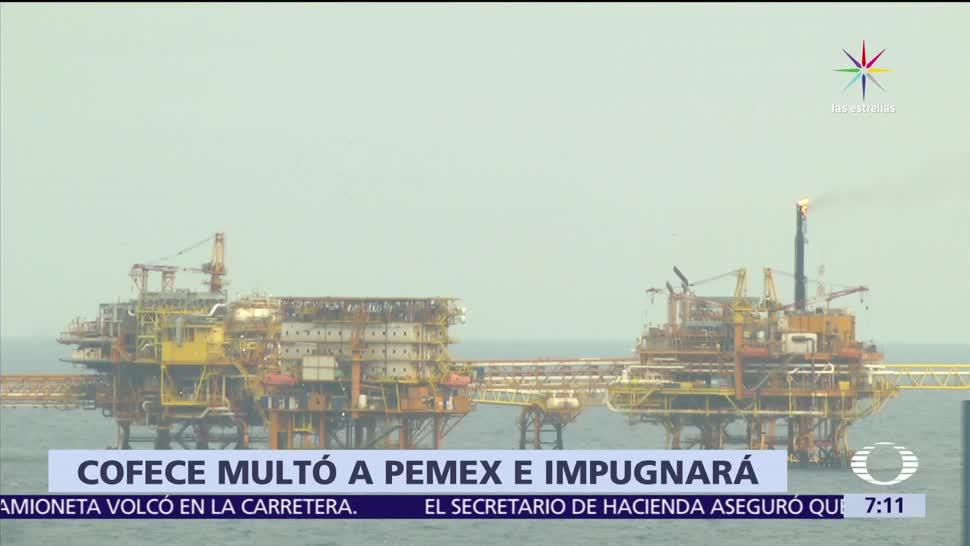 Comisión Federal de Competencia, Pemex, competencia, mercado de combustibles