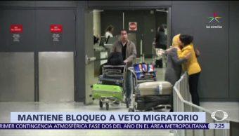 Tribunal de Apelaciones, San Francisco, California, veto migratorio, Donald Trump