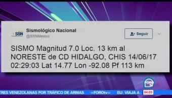comunidad de Huixtla, Chiapas, afectaciones materiales, sismo de 7.0 grados, entidad