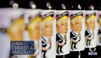 noticias, televisa, Cerveza artesanal, imagen, Donald Trump, vestido de mariachi