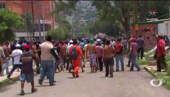 noticias, televisa, Sindicatos, enfrentan, refinería, Salina Cruz