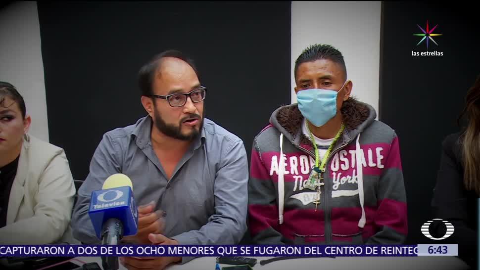 Orlando Xolapa Sánchez, liberado, ataque, familia, México-Puebla
