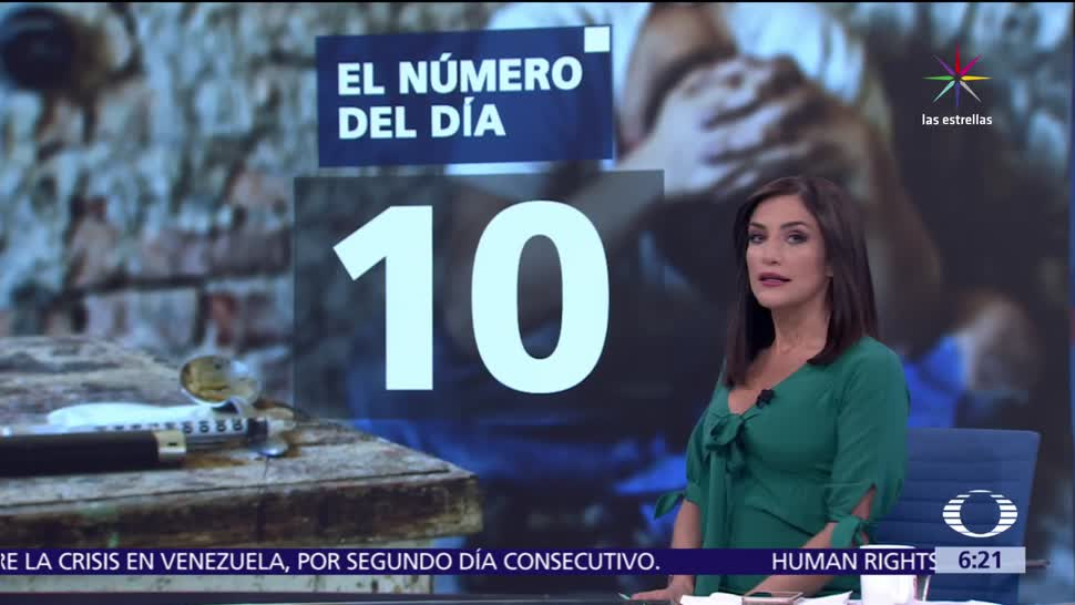 10 años, niños mexicanos, consumo de drogas, alcohol, cigarro