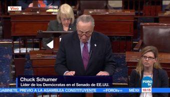 Chuck Schumer, demócratas, Senado, ley de salud