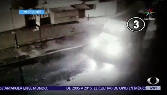 Ayuntamiento de Cuernavaca, señalado, robo de camiones, volteo