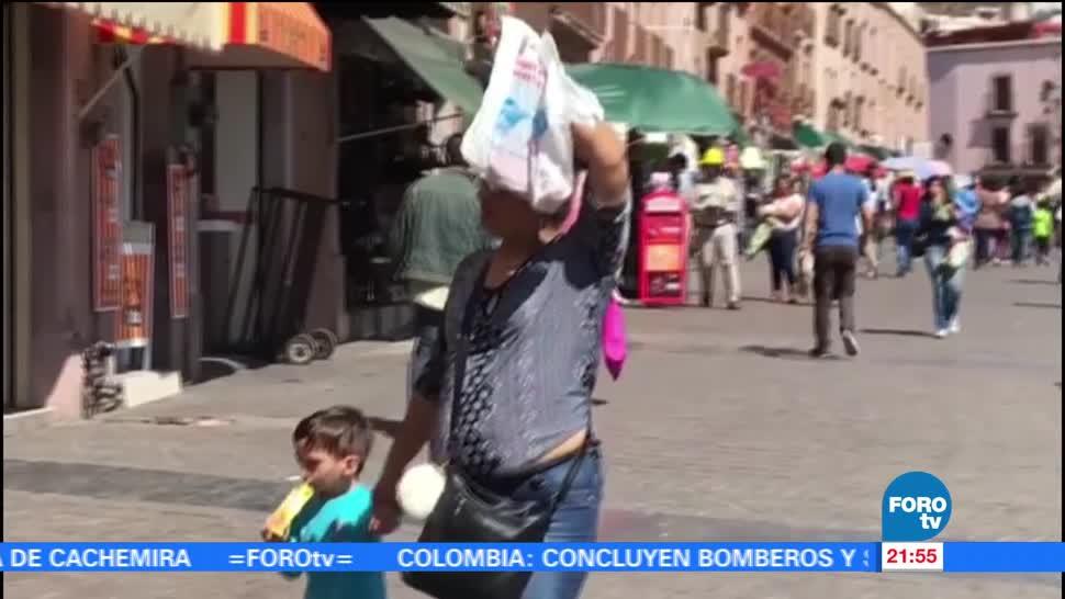 Persiste, ola, calor, Zacatecas, aumentan, enfermedades