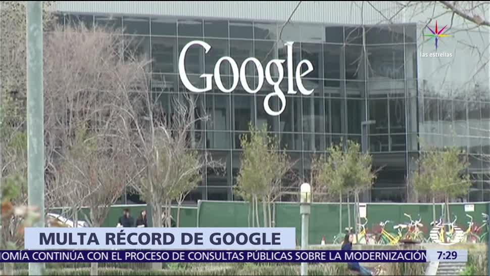 Comisión Europea, Google, dominio, motor de búsqueda