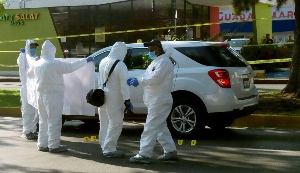 Homicidio, Asesinan a mando policial, Policía Federal, Morelia, Michoacán