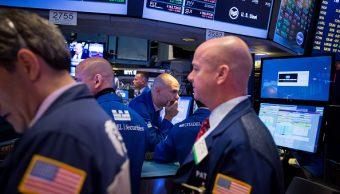 Acciones de los grandes bancos retroceden en la Bolsa de Nueva York