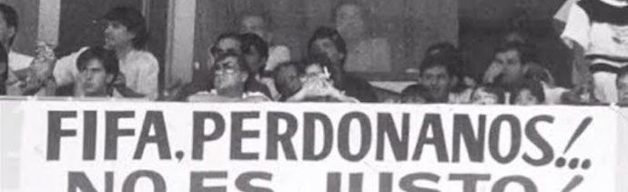 cachirules, Selección Mexicana, Italia 1990, FIFA, castigo, Femexfut