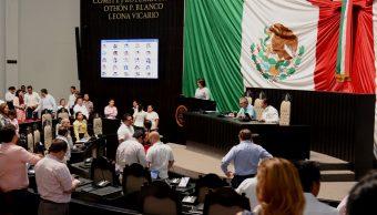 Quitan, Fuero, Funcionarios, Quintana Roo, Política, Congreso local