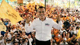 Juan Zepeda, PRD, Estado de México, elecciones, política, edomex