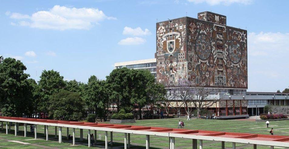 Resultado de imagen de central library (unam)