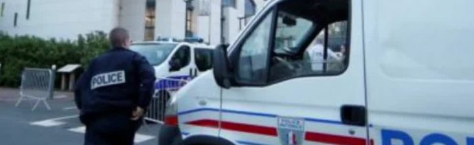 Se registra, tiroteo, inmediaciones mezquita, Francia, Ciuadad Aviñon, Crimen