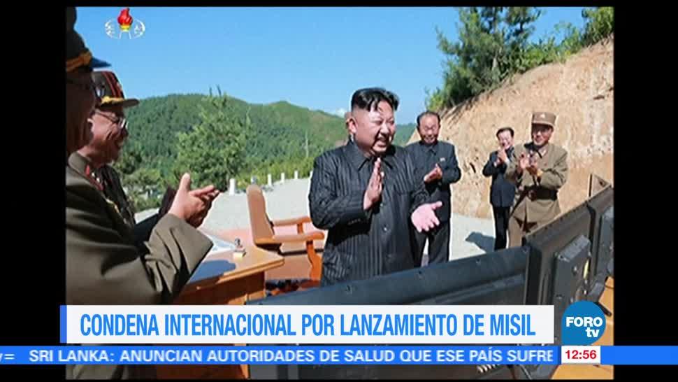 gobiernos, Japón, Corea del Sur, Estados Unidos, misil intercontinental