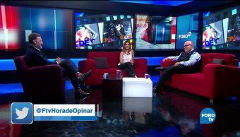 periodista, Laura García Arroyo, platica, películas favoritas, cine, entretenimiento