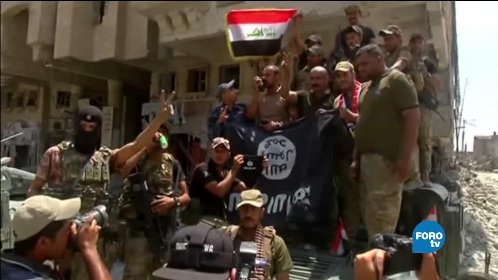 noticias, televisa, La expulsión, Estado Islámico, Mosul, Haidar al Abadi