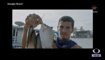 noticias, televisa, Google, invita, realizar un viaje interactivo, Amazonas