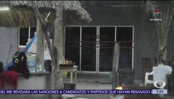 noticias, televisa, Retiran, apoyo a familiares, desaparecidos en Tierra Blanca, Veracruz