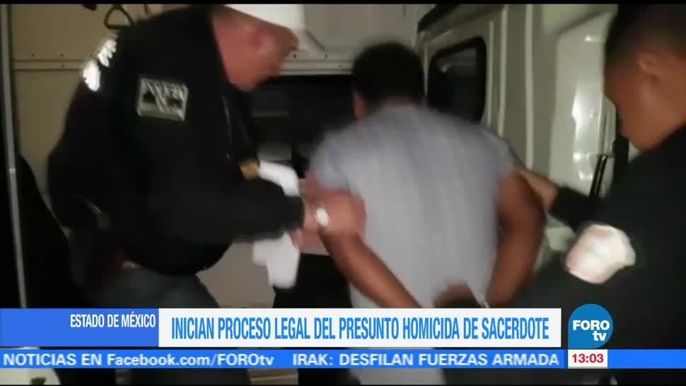 Fiscalía General de Justicia del Estado de México, Luis López, homicidio, sacerdote
