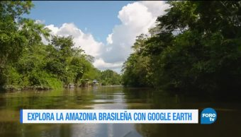 Yo Soy Amazonia, Recorridos Virtuales, Amazonas