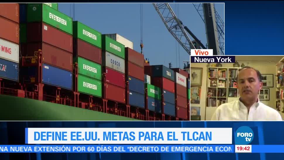 Tratado De Libre Comercio De America Del Norte (TLCAN), Jorge Suarez Vélez, Renegociacion, Internacionalista