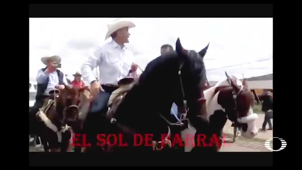 Mancera, se convierte, jinete, Chihuahua, CDMX, Hidalgo Parral