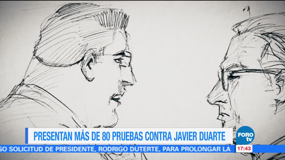 PGR Presenta Pruebas contra Javier Duarte Exgobernador Veracruz Presunto desvío