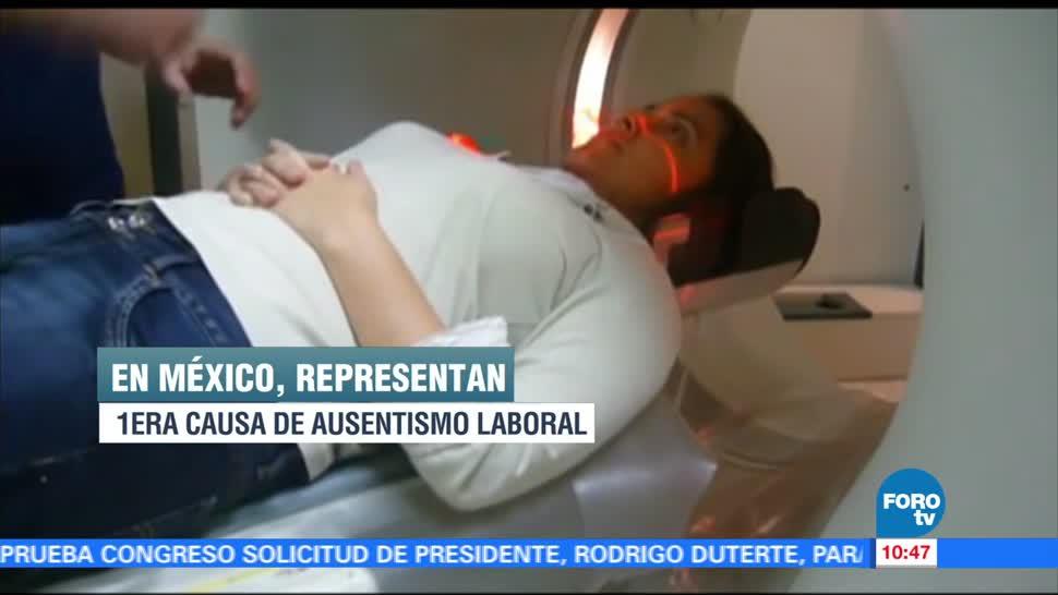 Especialistas Dolor de cabeza México Ausentismo laboral