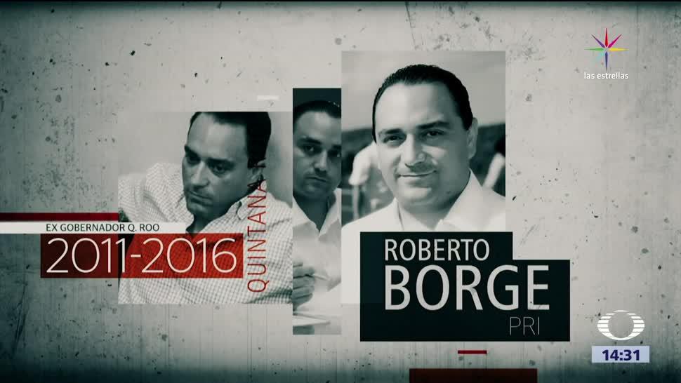 Televisa News Mexico Panama Extradicion Borge