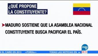 Elegira Domingo Venezuela Asamblea Nacional Constituyente