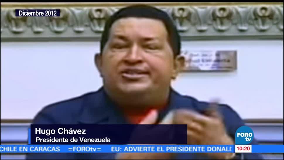 Hugo Chávez, pidió, venezolanos, Maduro