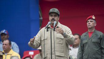 Nicolas Maduro, Venezuela, Fuerzas Armadas, Chavistas