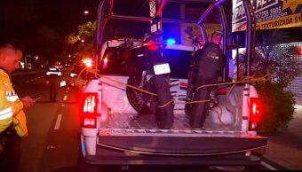 Varias motocicletas son decomisadas en la ciudad de mexico