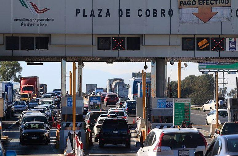 Comunicaciones y Transportes, Caminos y Puentes, Vacacionistas, Transportes, Noticieros Televisa, Forotv
