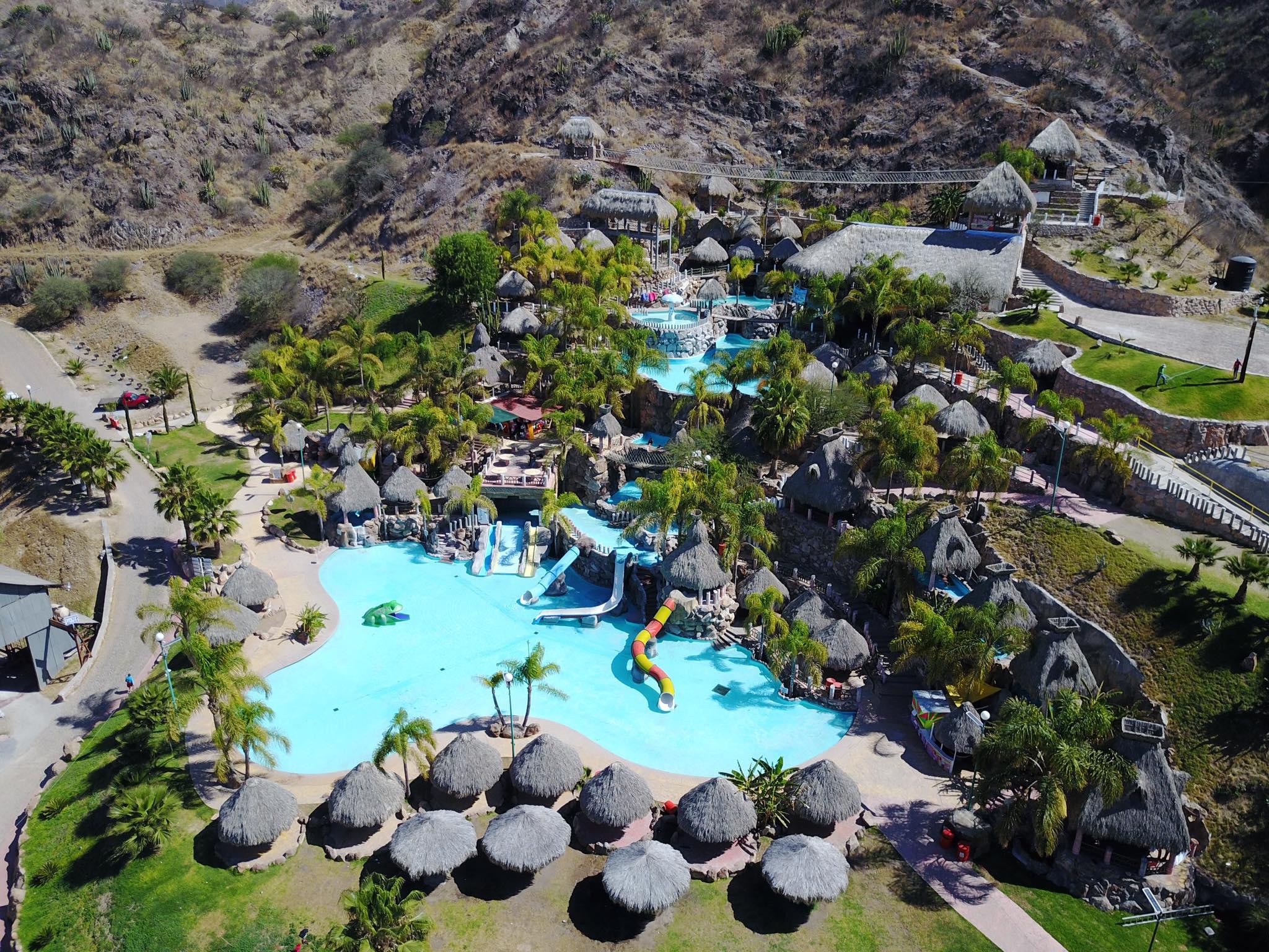 Balnearios en Hidalgo y Aguas Termales para visitar en vacaciones y puentes  – Noticieros Televisa