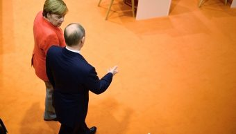 Merkel, Putin, Cumbre, G-20, fastidiada, Alemania, Hamburgo